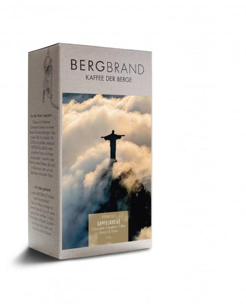 Bergbrand Espresso Gipfelkreuz (für Siebträger)
