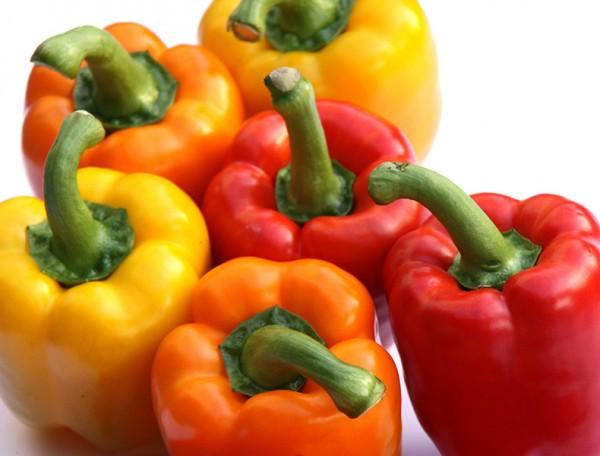 Paprika gemischt