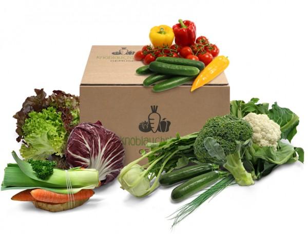 ÜberraschungsBox - grünes Input für kreative Köche!