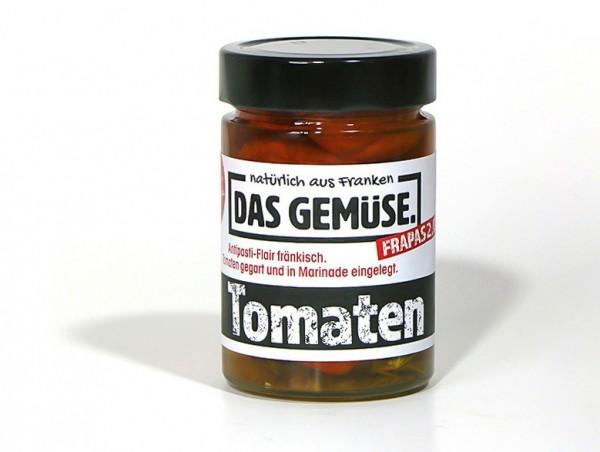 DAS GEMÜSE - Tomaten-Antipasti NEUES REZEPT!
