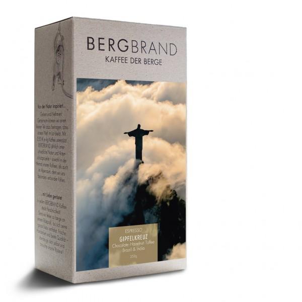 Bergbrand Espresso Gipfelkreuz (für Herdkanne)