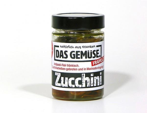 DAS GEMÜSE - Zucchini-Antipasti NEUES REZEPT!