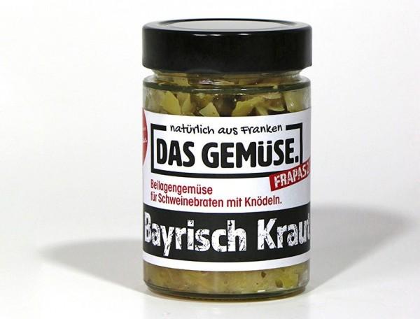 DAS GEMÜSE - Bayrisch Kraut