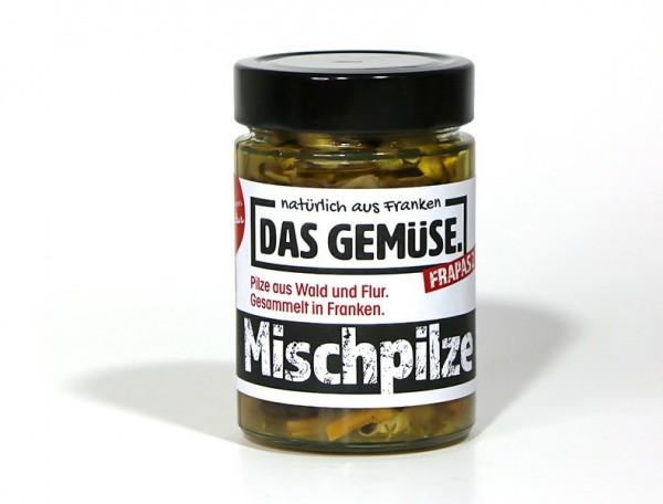 DAS GEMÜSE. - Mischpilze